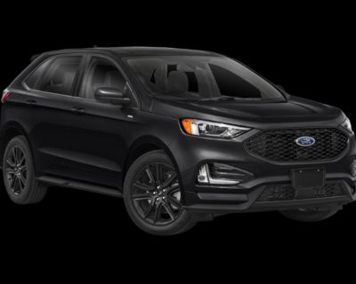 New 2021 Ford Edge ST Line FWD 4D Sport Utility