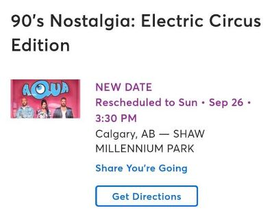 1 ticket available