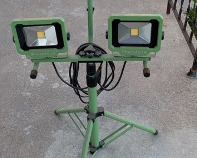 PowerSmith Dual Head LED Work Light