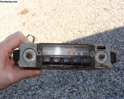 All Transistor radio