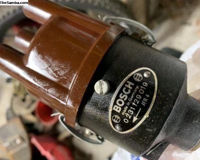 Restored 019 distributor NOS cap condenser