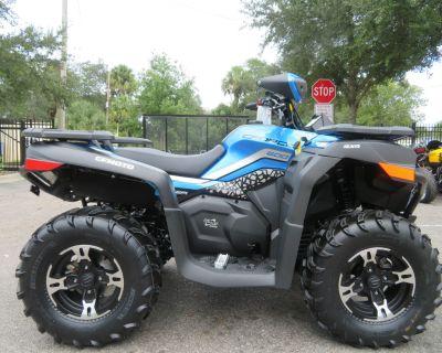 2021 CFMOTO CForce 600 ATV Utility Sanford, FL