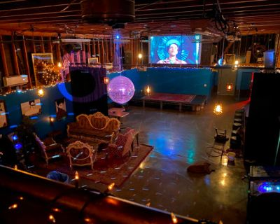 Underground Warehouse Lounge Music/Production Space, Los Angeles, CA