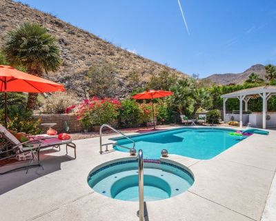 Mountain View Zen Retreat Private Pool & Spa - Cathedral City Cove