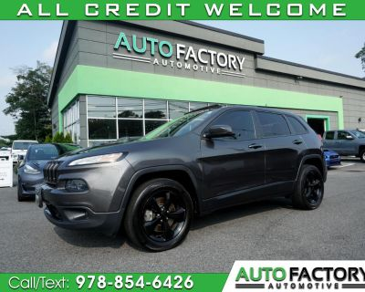 Used 2016 Jeep Cherokee 4WD 4dr High Altitude