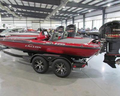 2021 Falcon Boats F-195
