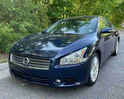 2009 Nissan Maxima for sale