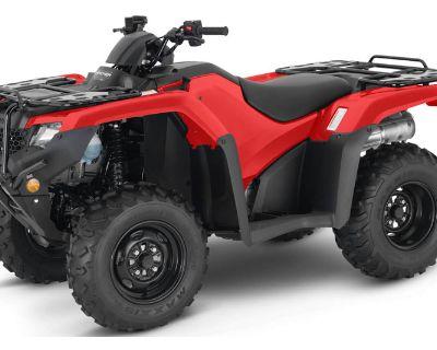 2021 Honda FourTrax Rancher 4x4 ATV Utility Shawnee, KS