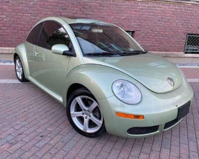 2009 VW VOLKSWAGEN BEETLE HATCHBACK. CLEAN TITLE. FUN!