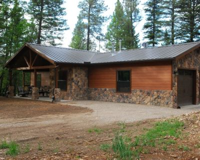 Blessed Pines Cabin, Secluded 7 Acres Surrounded By Lincoln National Forest - Cloudcroft