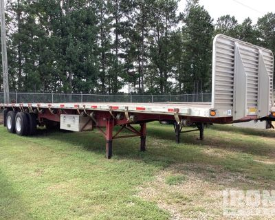 2006 Utility T/A Flatbed Trailer