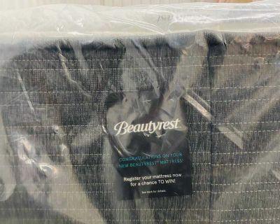 Queen size mattress beautyrest