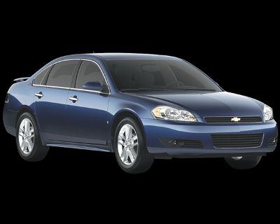 Pre-Owned 2009 Chevrolet Impala LS FWD 4D Sedan