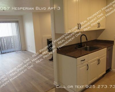 Remodeled 2 Bed, 1 Bath Condo in Great San Leandro Location Walkable to BART