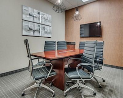 Private Meeting Room for 8 at WorkSuites