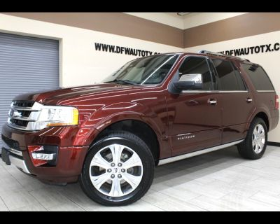 Used 2015 Ford Expedition Platinum 2WD