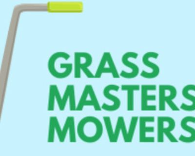 GET YOUR LAWN TRIMMED AND GROOMED