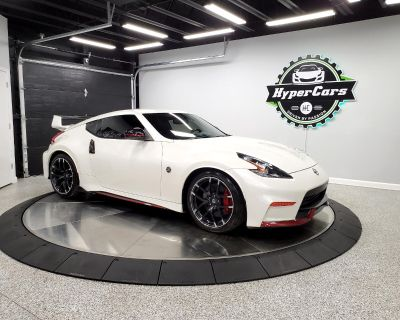 Used 2015 Nissan Z 370Z Coupe NISMO Tech 7AT