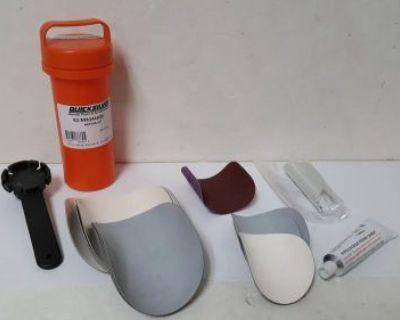 Inflatable Boat Hypalon Repair Kit Complete Mercury Dinghy 62-896344a05