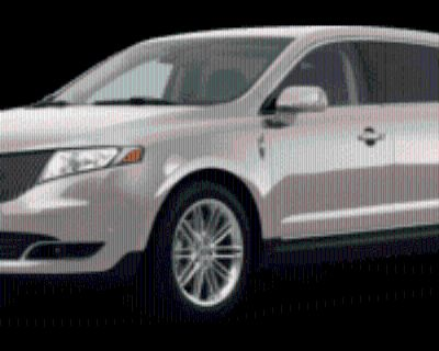 2013 Lincoln MKT EcoBoost 3.5L AWD