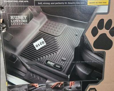 2015-2021 F-150 Husky X-ACT Contour Floor Mats