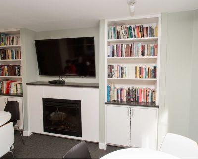 Boston Back Bay Gorgeous Apt with fast wifi and great extras! - Prudential - St. Botolph