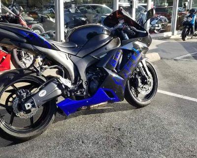 2007 Kawasaki ZX-