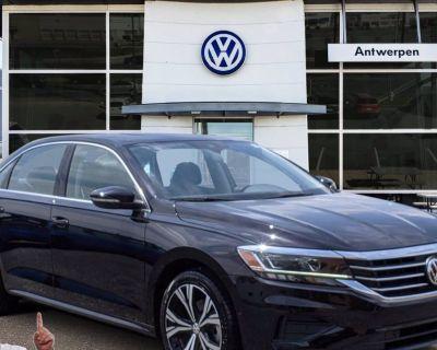 2020 Volkswagen Passat 2.0T SEL