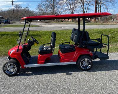 2020 Star EV Sirius 6 Seat Street Legal Electric Golf Carts Pocono Lake, PA
