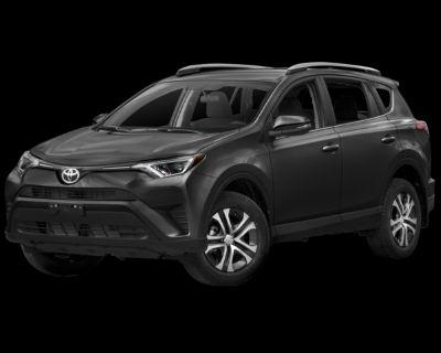 Pre-Owned 2018 Toyota RAV4 LE AWD