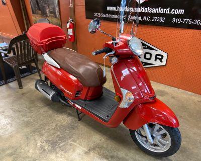 2013 Kymco Like 200i Scooter Sanford, NC