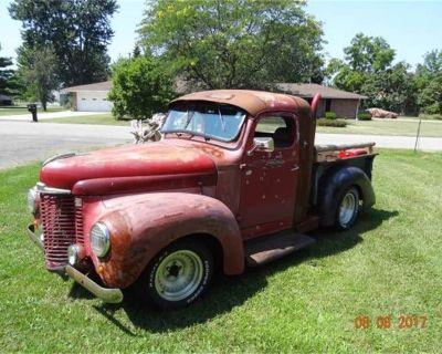 1946 International KB2