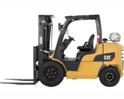 2015 CAT Lift Trucks DP45N1