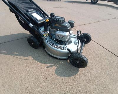 "Y Bravo 25"" Commercial mower"