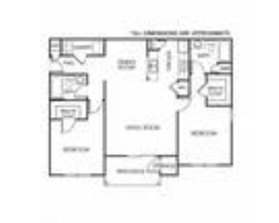 Belmont at York - 2A Floor Plan
