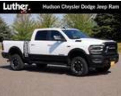 2020 RAM 2500 White, 18K miles