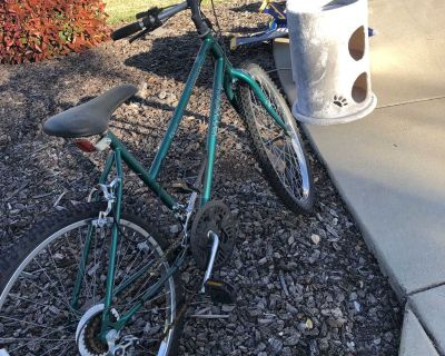 Bike $20 - Multi-Family GARAGE SALE Now Mayfield CT in Rescue