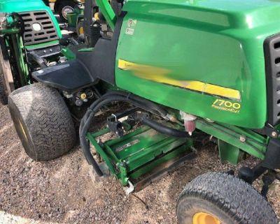 2011 John Deere 7700 PrecisionCut Fairway Mower RTR# 9071411-01