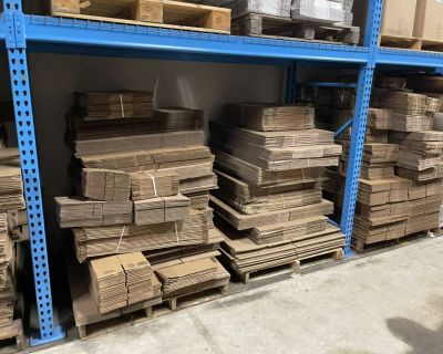 $1.00 Boxes for Moving, Shipping, or Storage. Multiple different sizes