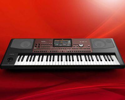 Korg Pa700 keyboard