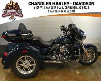 Pre-Owned 2016 Harley-Davidson Tri Glide Ultra Classic Trike FLHTCUTG