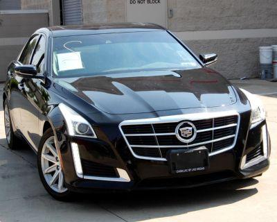 2014 Cadillac CTS Sedan 4dr Sdn 2.0L Turbo Luxury RWD