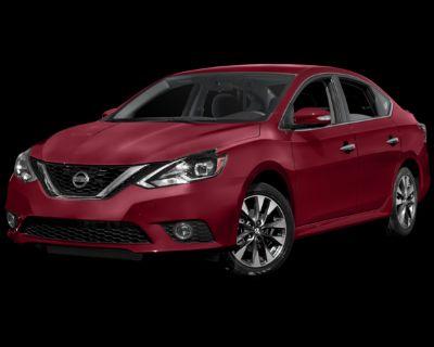 Pre-Owned 2018 Nissan Sentra SR FWD 4D Sedan