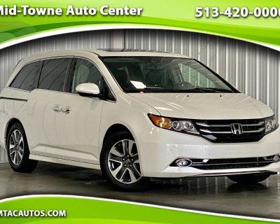 Used 2016 Honda Odyssey 5dr Touring Elite
