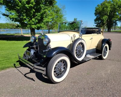 1980 Ford Shay Model A