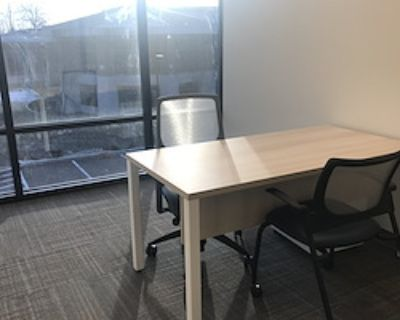 Private Office for 2 at Office Evolution Fishers