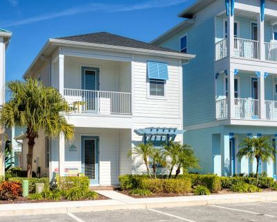 Comfy Cottage with Hotel Amenities near Disney at Margaritaville- 8087KD - Four Corners