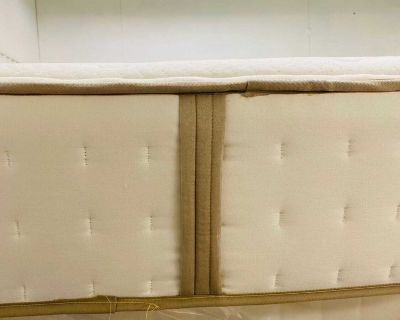 Queen size mattress stearns and foster