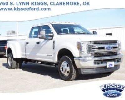 2019 Ford Super Duty F-350 XL 4WD Crew Cab 8' Box DRW