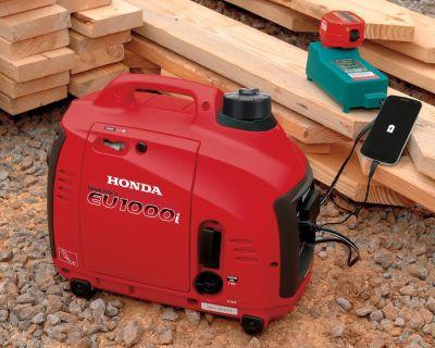 Other Portable Generators (1,100kw) w/Inverters